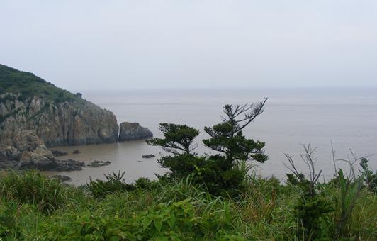 舟山岱山岛拓展基地