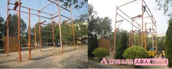 深圳溪冲拓展基地