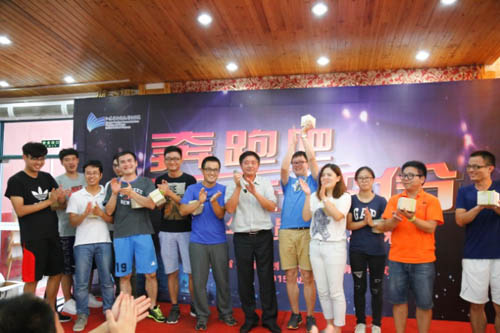江苏省交通规划设计院2015新员工拓展训练圆满结束