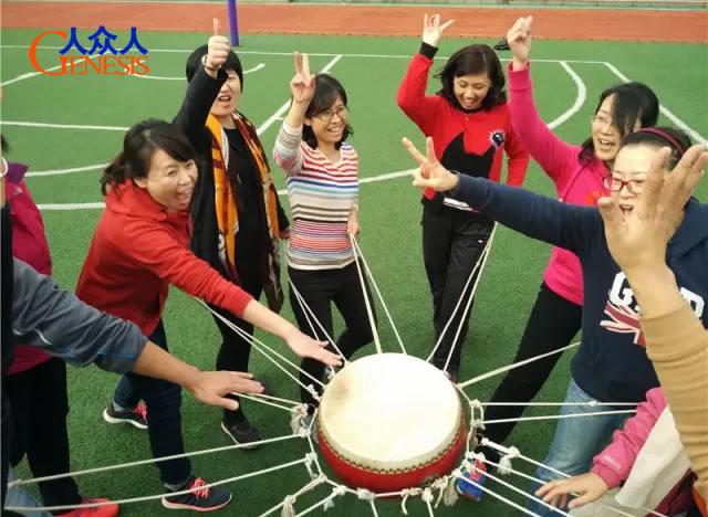 发现卓尔自我 凝聚梦想团队——青岛五十三中教师团队